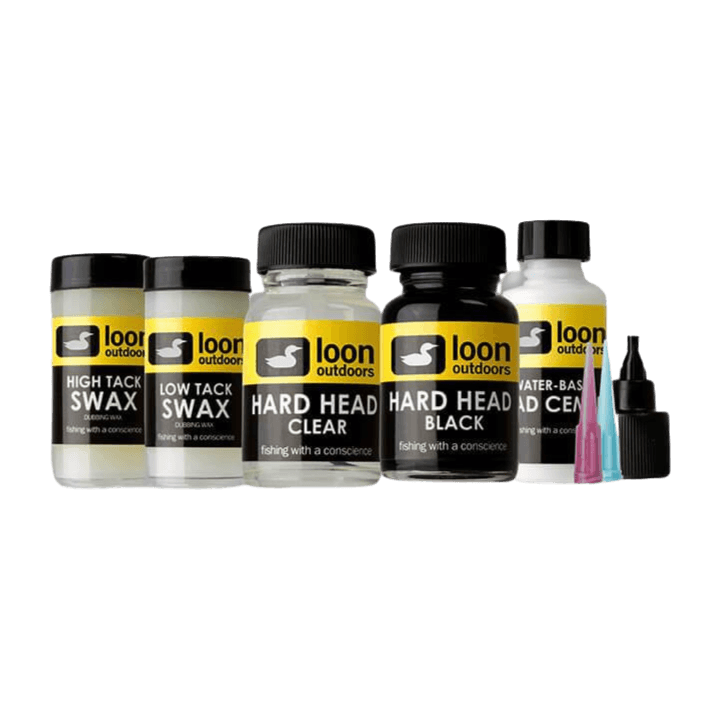 Loon Bench Kit - Togens Fly ShopFly Tying Materials