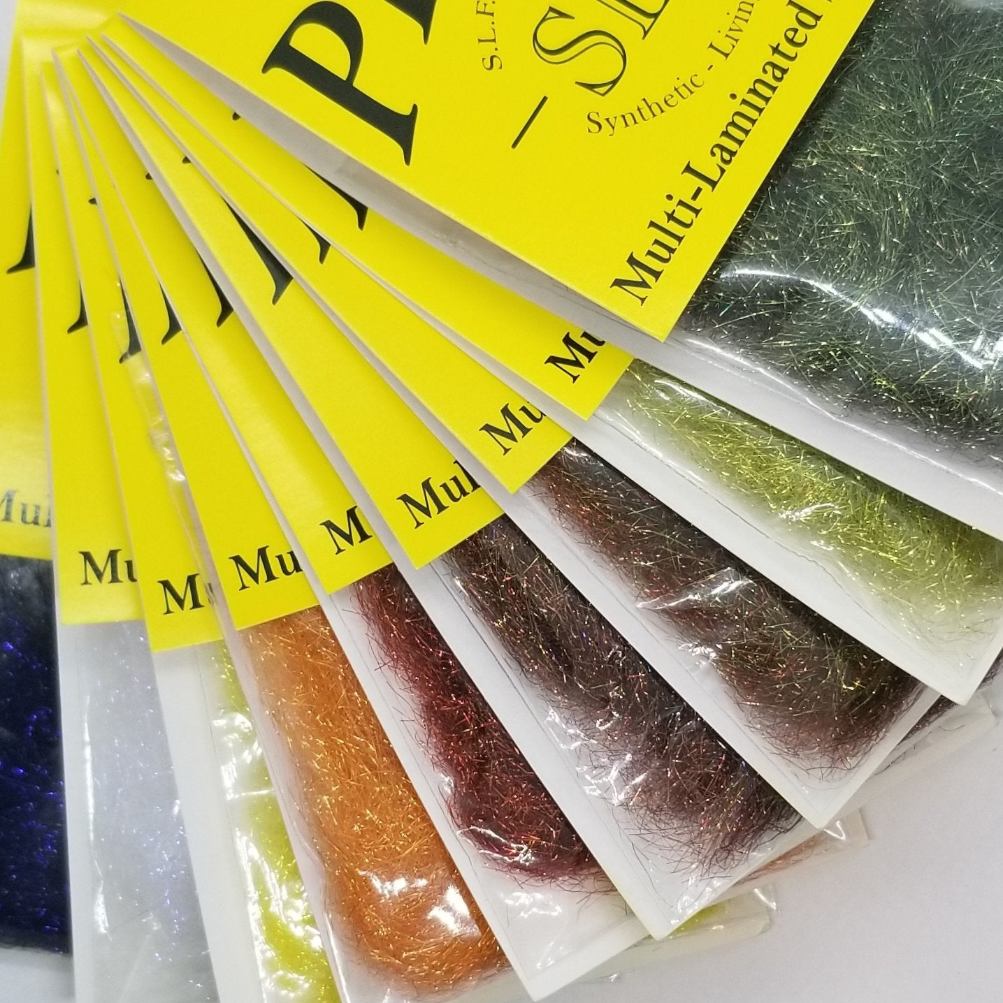 SLF PRISM Dubbing - Togens Fly ShopFly Tying Materials