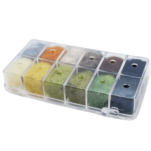 Super Bright Dubbing Dispenser - Togens Fly ShopFly Tying Materials