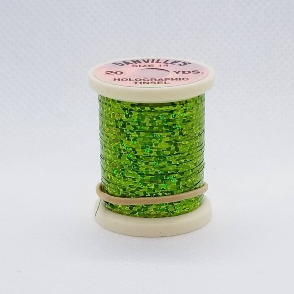 Super Holographic Tinsel - Togens Fly ShopFly Tying Materials