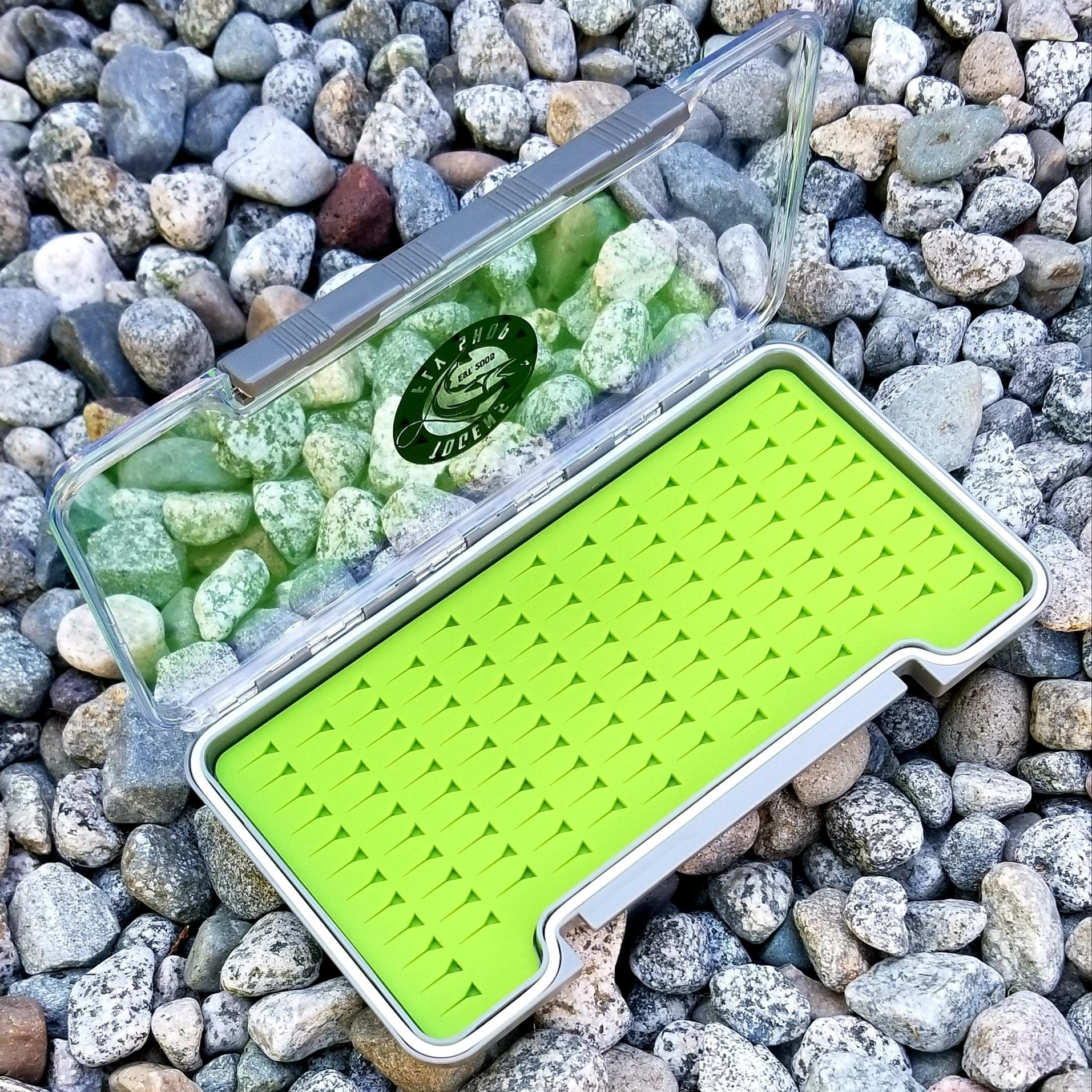 Togens Silicone Fly Case - Togens Fly ShopFishing Tackle