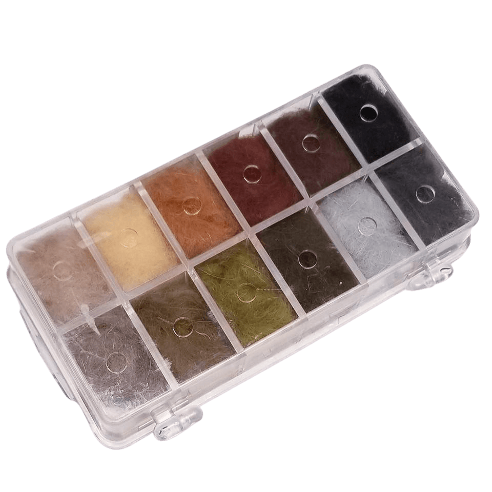 Wapsi Rabbit Dubbing Dispenser - Togens Fly ShopFly Tying Materials