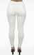 Toxik High Waisted Super Stretch Jeans- Off White