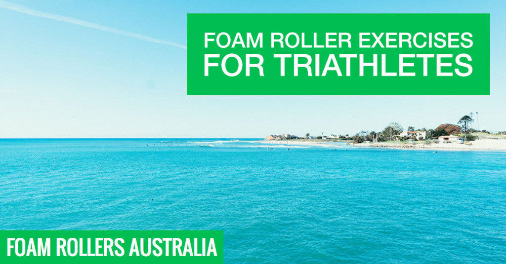 5 Best Lower Body Foam Roller Exercises for Triathletes