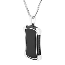 Load image into Gallery viewer, Black Onyx Dog Tag