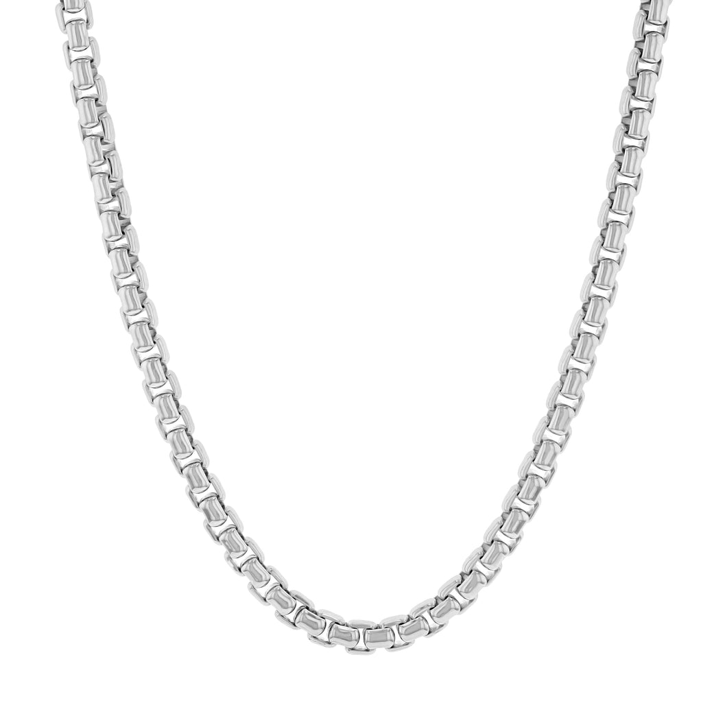Round Box Chain (3.5mm)