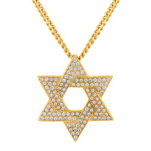 Load image into Gallery viewer, Star Of David Pendant