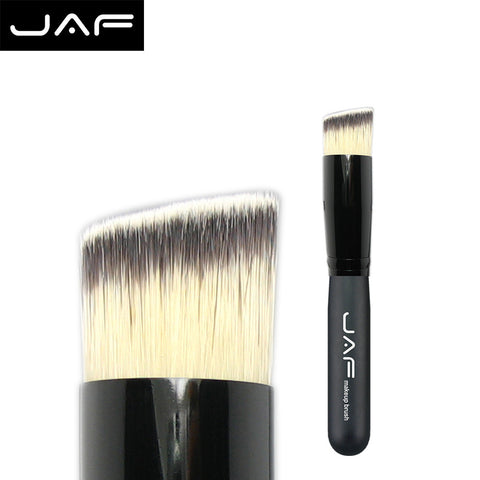 JAF Angled Multi-function Face Makeup Vegan Brush