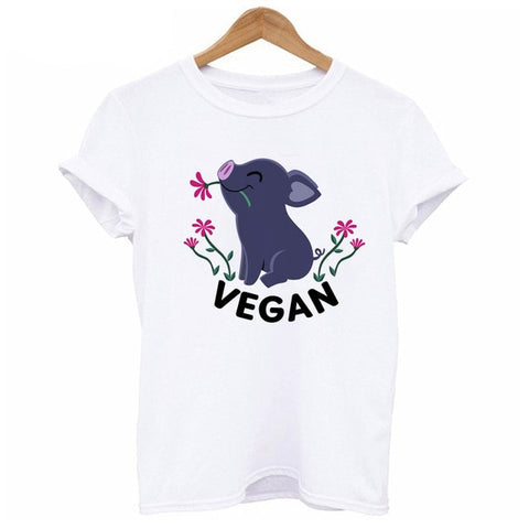Vegan Piggy T-Shirt