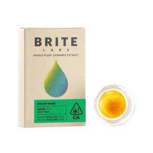 Brite Labs C02 Jelly Wax