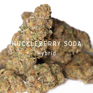 Huckleberry Soda