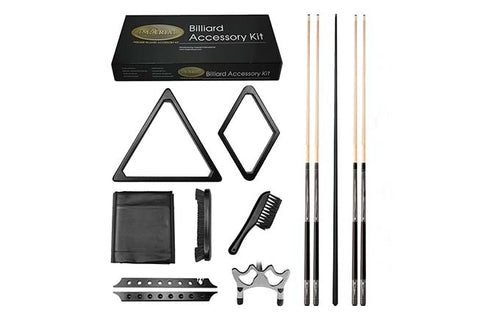 Gold Billiard Accessory Kit