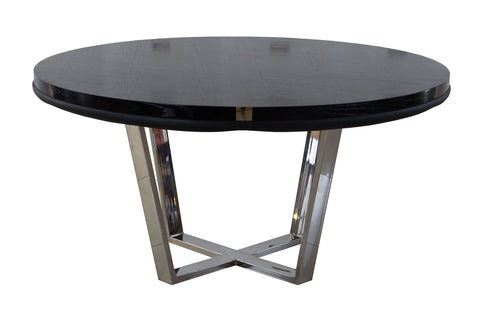 2 in 1 Manetho Round Poker and Dining Table