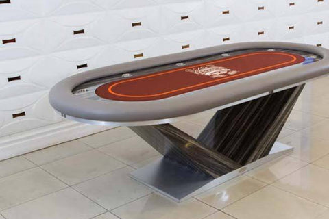 Luxor Texas Hold 'em Poker Table