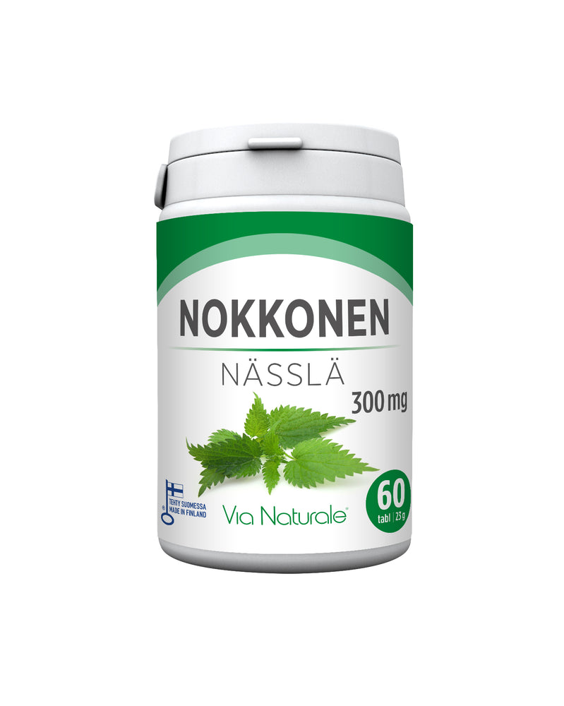 Via Naturale Nokkonen 300 mg