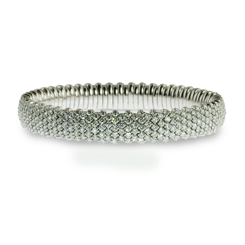 Fantastic stretchy diamond bracelet