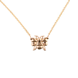 Bee Stacking Necklace