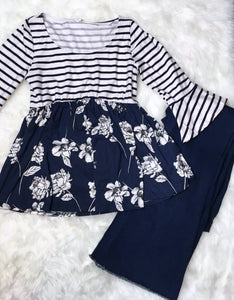Flower of the Flock~Navy