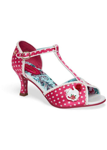 Joe Browns Couture Edith Teacup 40's Pumps Rosa