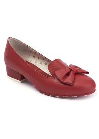 Lola Ramona Alice in Love 50er Pumps Rot