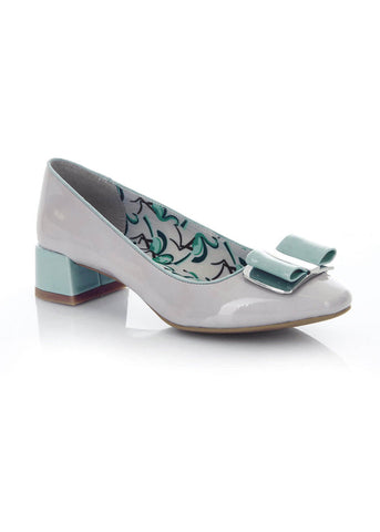 Ruby Shoo June Pumps Stone Mint