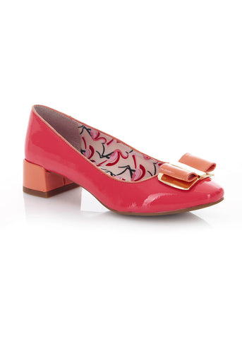 Ruby Shoo June Pumps Korall