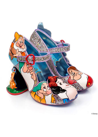 Irregular Choice Snow White Seven Is Company Pumps Weiß Multi
