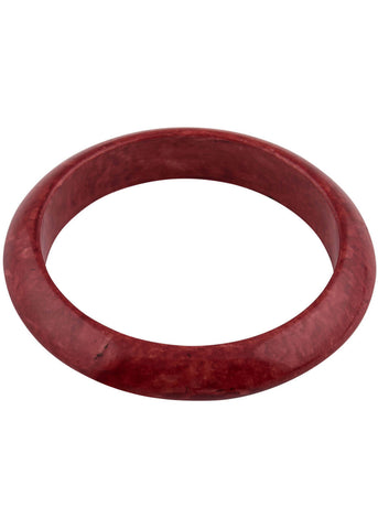 Collectif Sandra Bangle Armreif Rot