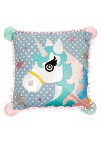 Irregular Choice Misty Unicorn Kissen