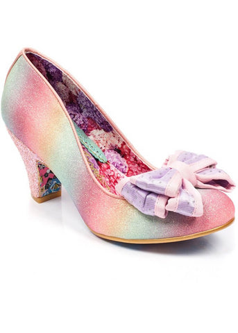 Irregular Choice Lady Ban Joe Pumps Rosa