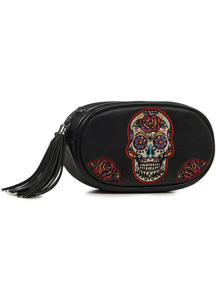 Banned Day of the Dead Gürteltasche