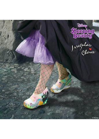 Irregular Choice Sleeping Beauty Dreamer Vs. Evil