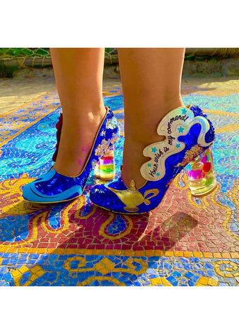 Irregular Choice Aladdin You Rubbed?