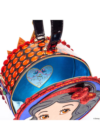 Irregular Choice Snow White Still The Fairest Tasche Lila Rot