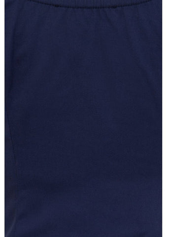 Collectif Lorena 50's Top Navyblau