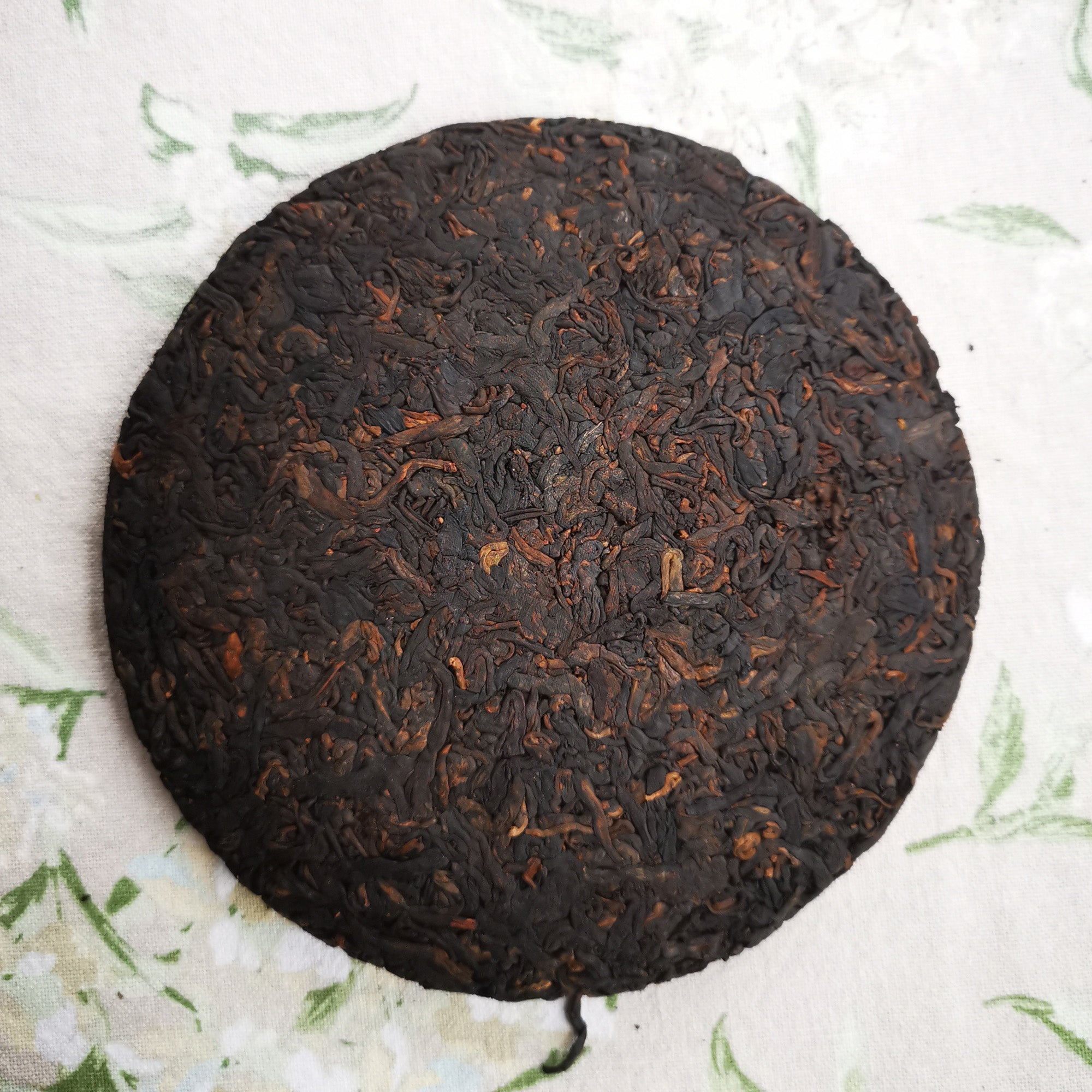 SHU PUER - 2013 Old Tea Tree