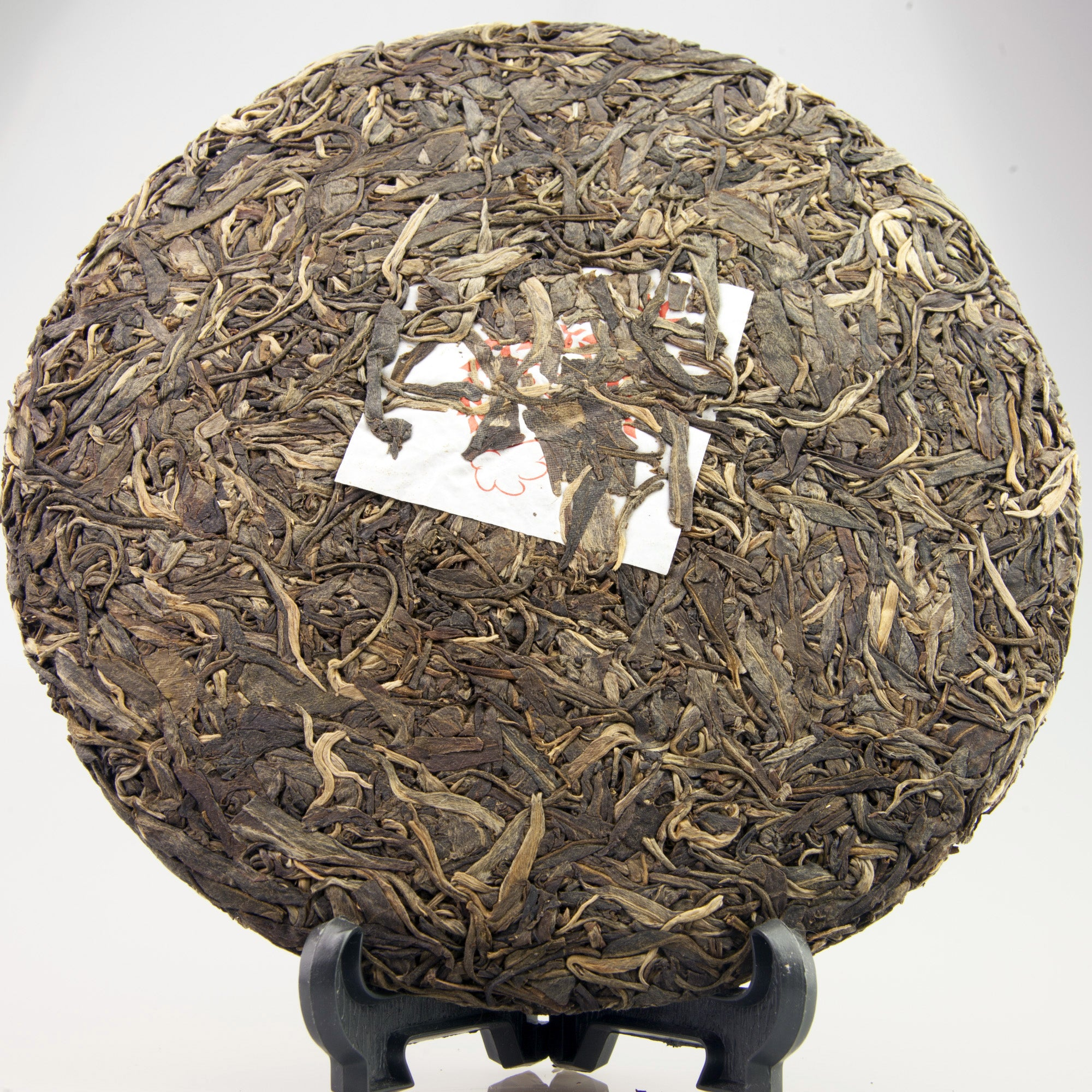 2013 Bulang Mountain Raw Puer