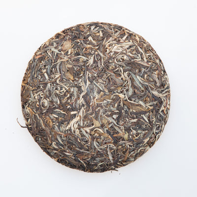 SHENG PUER - 2016 Meng Hai Nature Tea Garden Raw