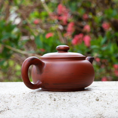 Drum Style Chaozhou Teapot