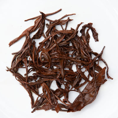 Gushu Sun-dried Yunnan Red 古树晒红