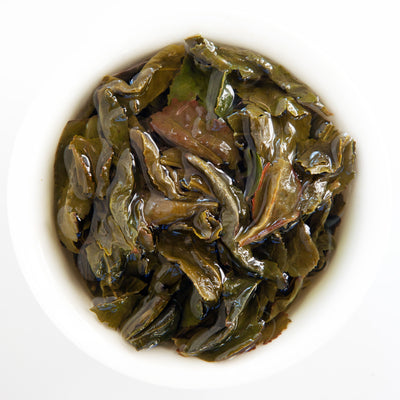 Tie Guan Yin - Red Heart