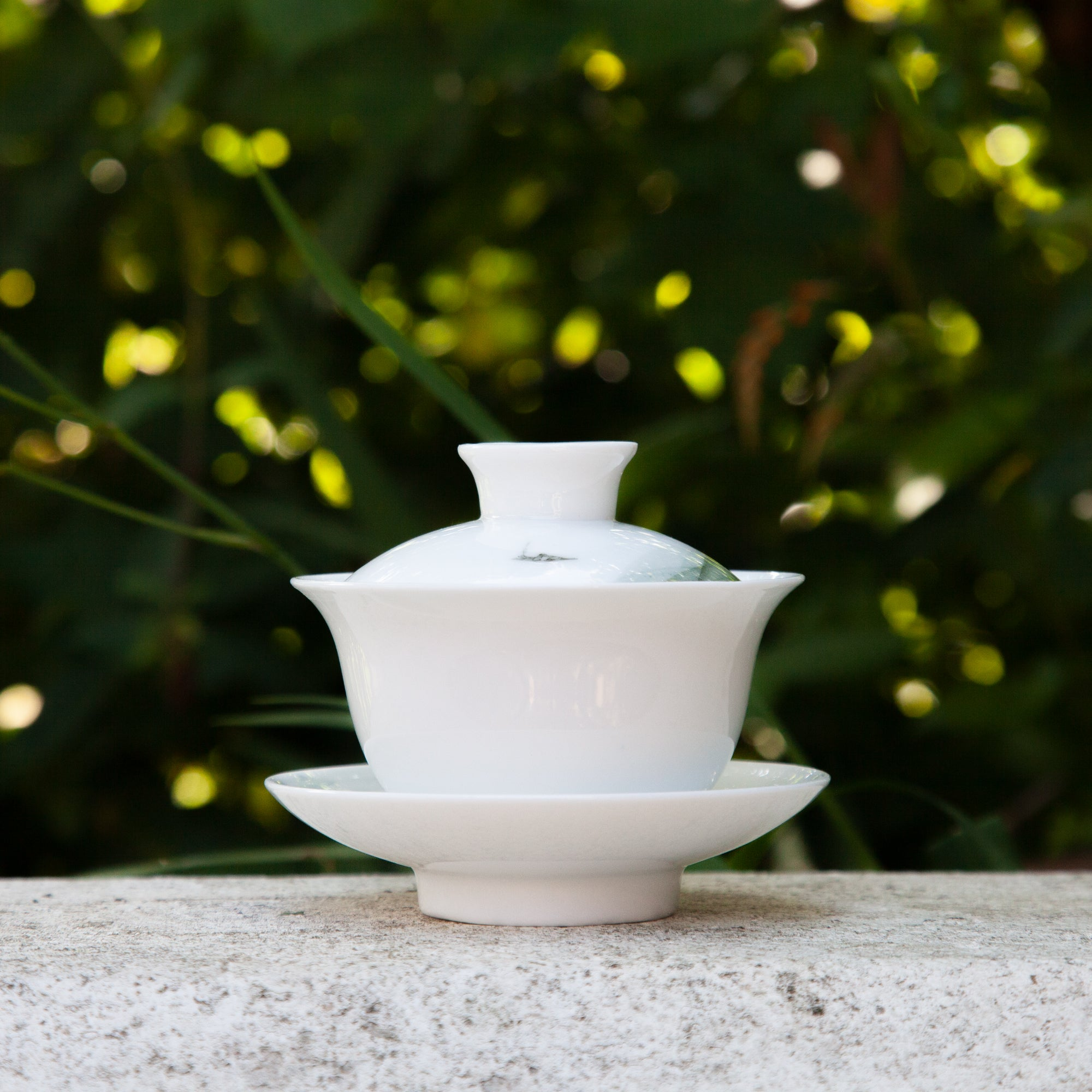 Hand-made Porcelain Gaiwan