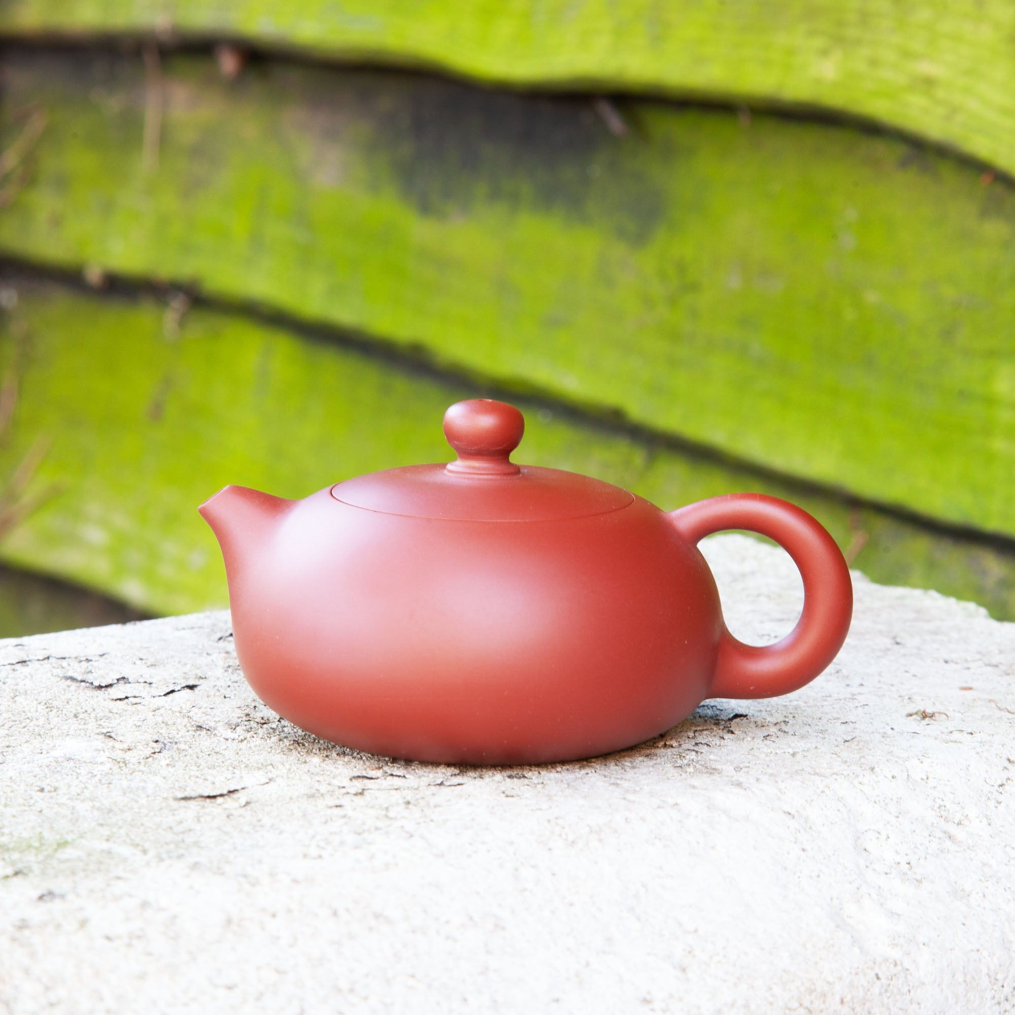 """Little Peach"" Chaozhou Teapot"