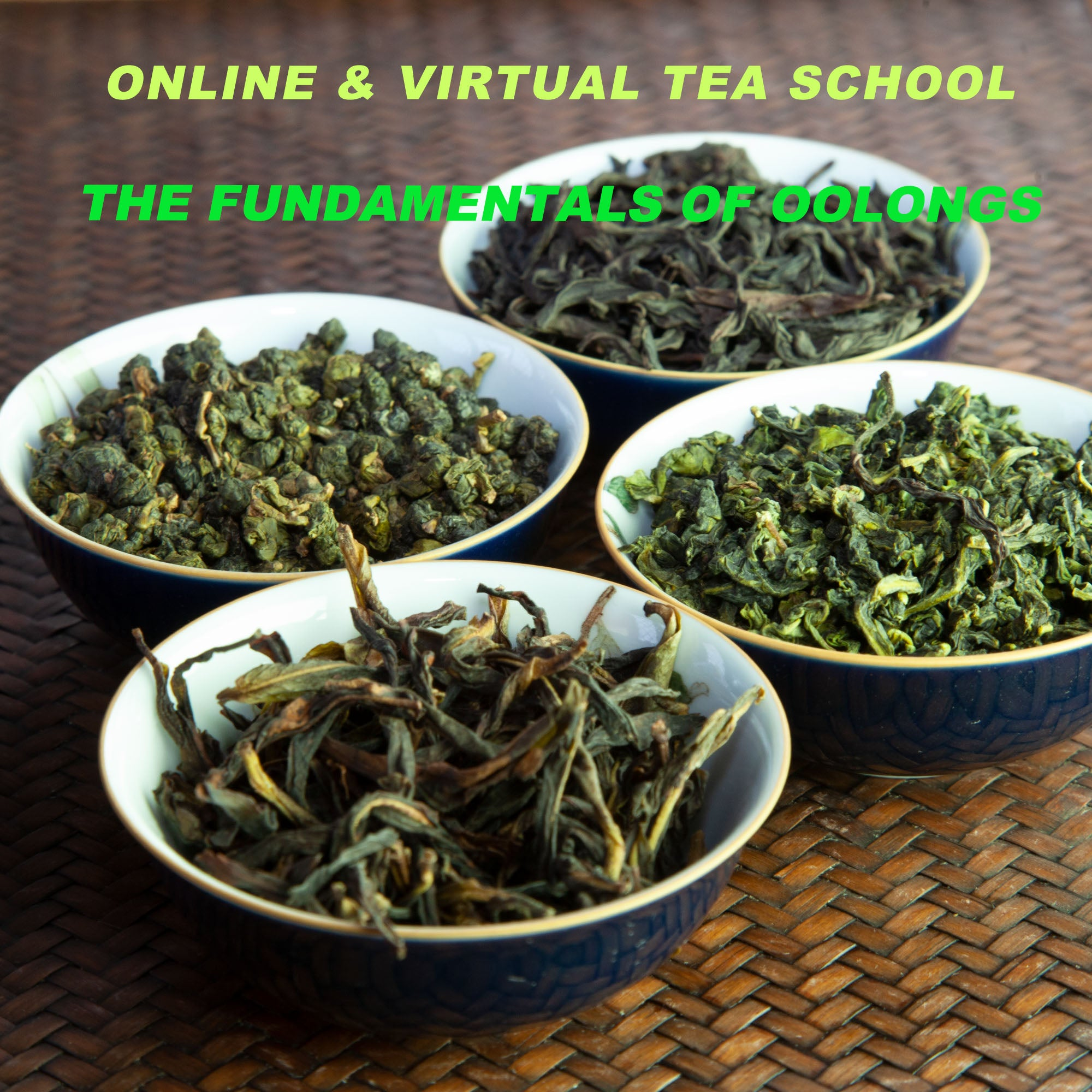 THE FUNDAMENTAL OF OOLONGS - 11th May 2021