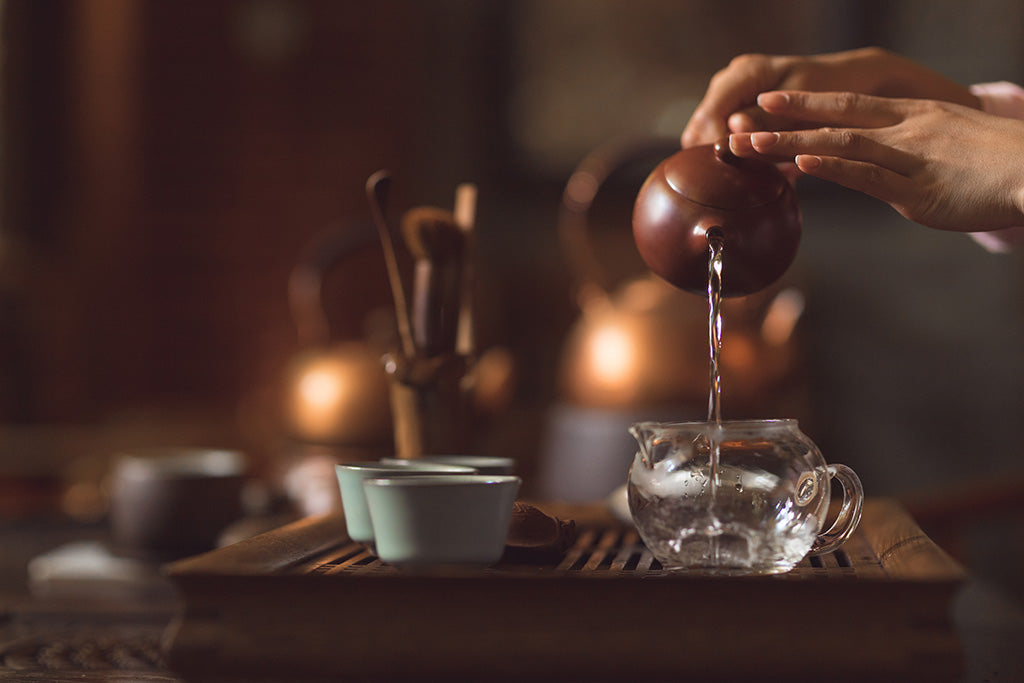Private Gong Fu Tea Tasting Ceremony