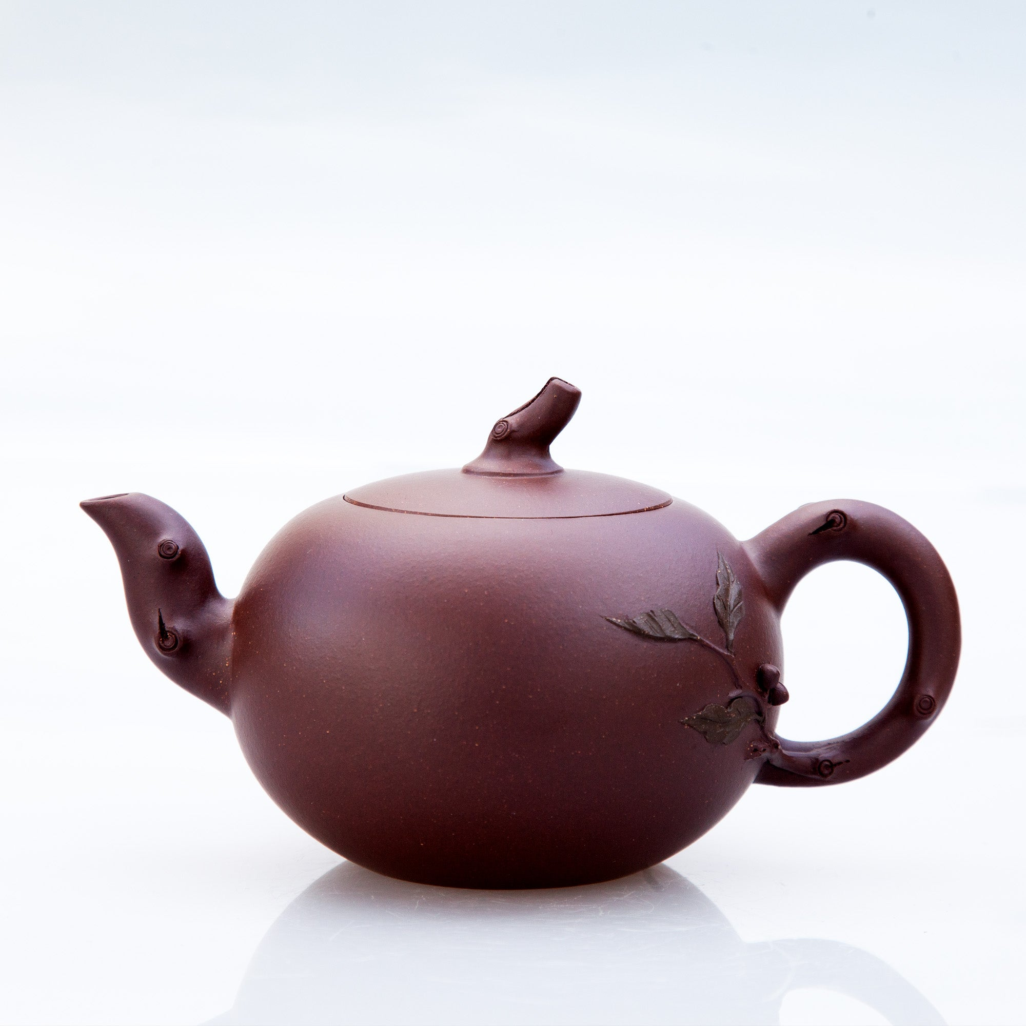 """Autumn Harvesting Style"" Yixing Teapot 250ML"