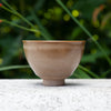 Glazed Pottery Tea Cup (Earth)