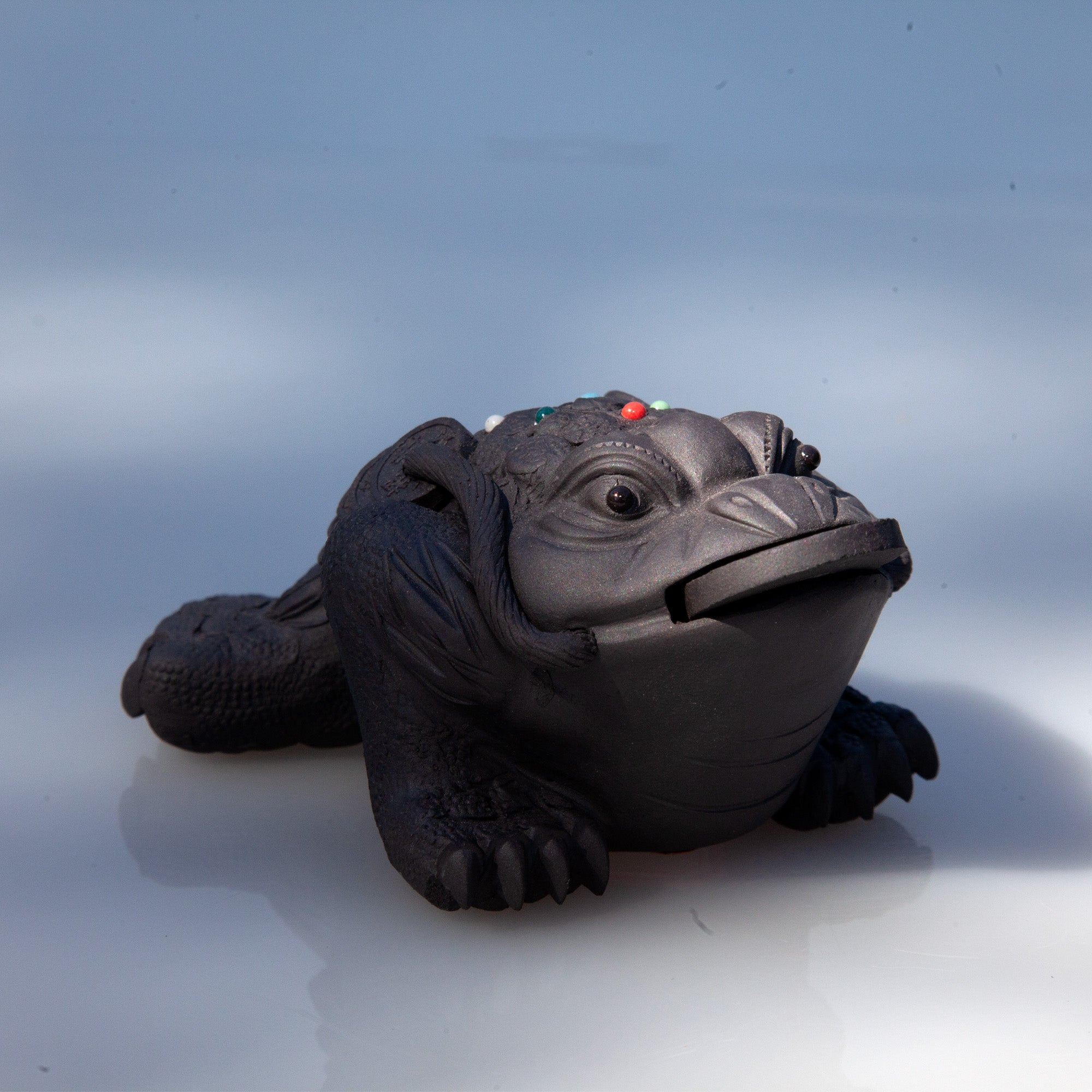 Tea Pet - Toad