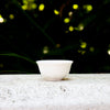 White Porcelain Tea Cup (25ml)