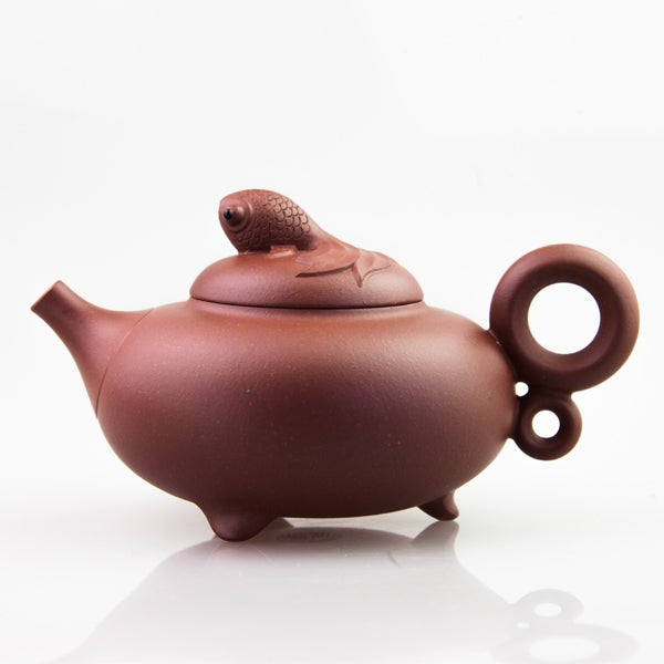 """Fish"" Yixing Teapot"